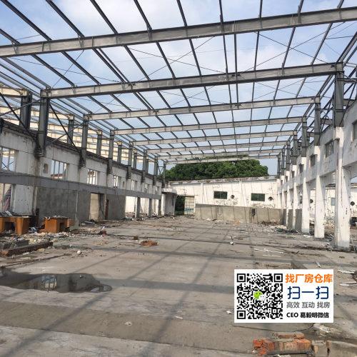 金山区张堰镇上海有色高科技工业园区1.5万平米标准厂房出租 可分租