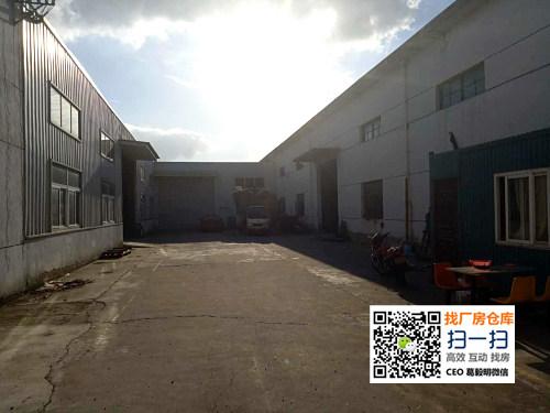 【绿证】青浦练塘工业区厂房出售 厂房土地面积23000平米 建筑面积16000平米